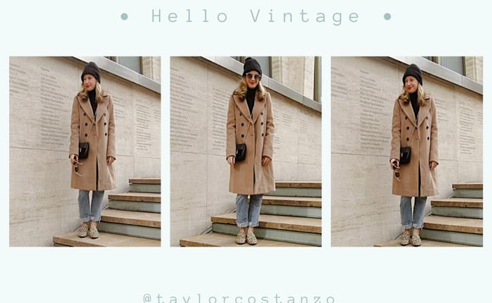 Hello Vintage.